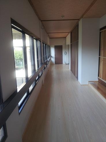 回廊改修後画像