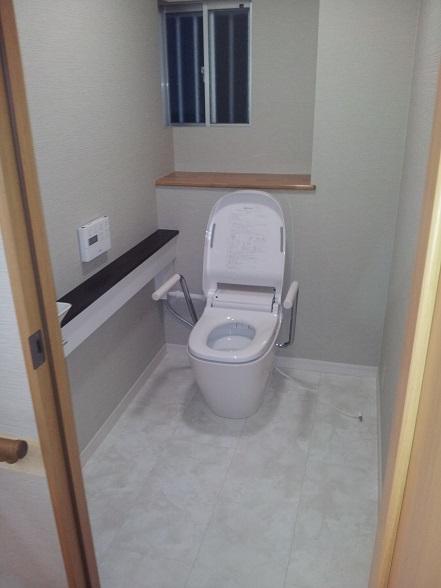介護トイレ アラウーノ